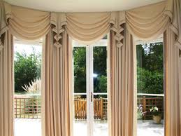 interesting bay window curtain ideas best house design image of bow window curtain ideas