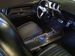 T 72 Interior 1972 Dodge Challenger R T Custom 2 Door Coupe 130349