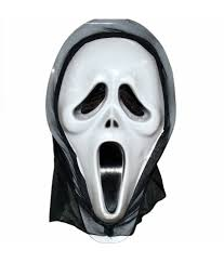 scream halloween costumes kids tootpado scary movie scream halloween mask with hood set of 2