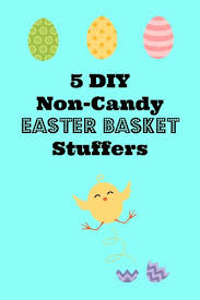 cheap easter basket stuffers 5 diy non candy easter basket stuffers family focus