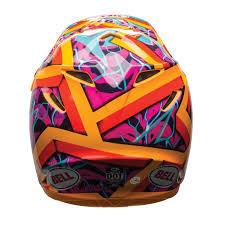 kbc motocross helmet bell moto 9 ece tagger orange helmet 2017 online motorcycle