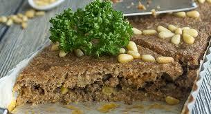 recette cuisine libanaise kebbé libanais au four amour de cuisine