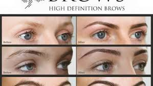 high definition brows u2013 permanent make up glasgow million dollar brows