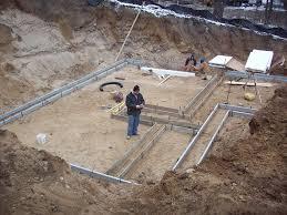 new home foundation new home foundation northfield construction company