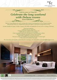 Terms And Conditions For Interior Design Services Cheap Hotel Accommodation Deals Celebrate The Long Weekend In