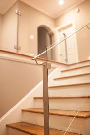 Glass Handrails For Stairs Best 25 Stainless Steel Handrail Ideas On Pinterest Stainless