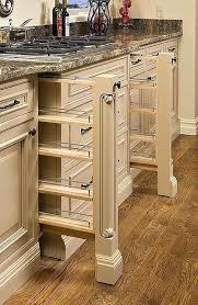 Pull Out Spice Rack Cabinet by Pull Out Spice Racks For Upper Cabinets Cabinet Rack Small