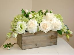 wood box wood boxes wedding centerpieces rustic wedding