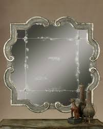 Uttermost Mirrors Free Shipping Uttermost Prisca Distressed Silver Mirror 12557 P