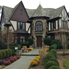 Tudor Revival House Plans by Tudor Exterior Paint Colors U2013 Alternatux Com