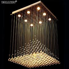 Indoor Chandeliers Lighting Square Chandeliers Lighting For Living Room Led