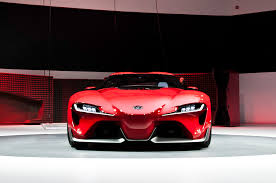 How Much Does The Toyota Ft1 Cost Toyota Ft 1 Concept Previews Return Of Supra