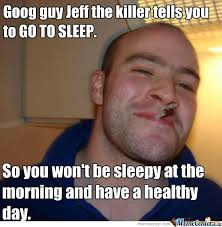 good guy jeff by zalgo meme center