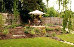 Landscaping Ideas For Slopes Landscaping Ideas For Sloping Gardens U2013 Swebdesign