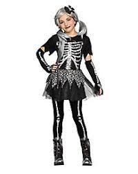 Nerd Halloween Costumes Girls Kids Skeletons Kids Costumes Skeletons Child Costumes