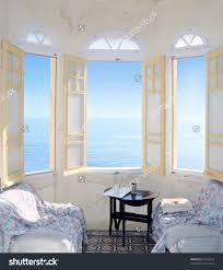 House Plans With Big Windows by Big Glass Window Designs Imanada Sea View Contemporary Bathroom