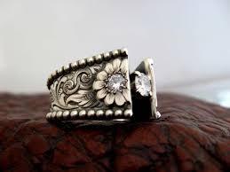 western wedding rings western diamond rings wedding promise diamond engagement