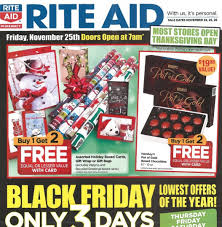 rite aid black friday deals ad scan the gazette review