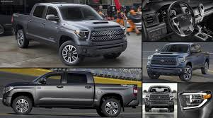 Tundra Led Lights Toyota Tundra Trd Sport 2018 Pictures Information U0026 Specs