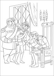 149 frozen coloring pictures images