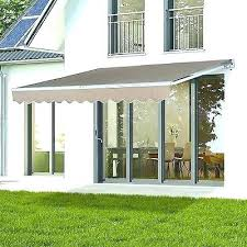 costco retractable awning manual retractable awnings ca