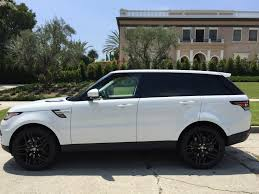 range rover pink and black vanity exotics car rental los angeles rent luxury car bmw