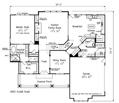 main floor master house plans kensington park house floor plan frank betz associates