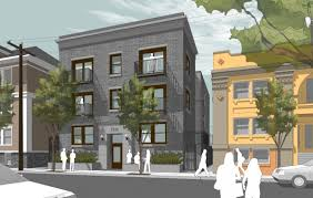 three story building apartment building likely to replace northwest portland home daily