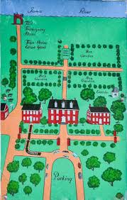 berkeley plantation in charles city gardens in va