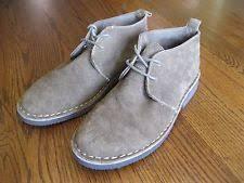 target s leather boots merona s desert boots ebay