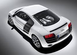 Audi R8 Silver - caught red handed audi r8 v10 5 2 fsi quattro