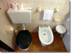 How Do You Spell Bidet Toilet Hotel Bathrooms In Italy