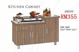 Ideas Portable Kitchen Cabinets Malaysia On Wwwweboolucom - Mobile kitchen cabinet