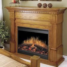 electric fireplace oak home design inspirations