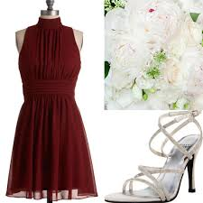 fall winter bridesmaid dresses style inspiration design