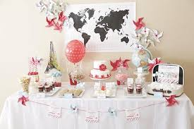 travel themed baby shower welcome to the world travel theme baby shower