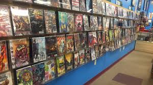 comic book shelves 5 comic book stores you must experience in charlotte