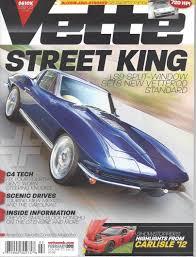 corvette magazines february 2013 magazine supercharged stroker motor build