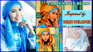 tutorial hijab turban ala april jasmine tutorial hijab dian pelangi iklan wardah modern hijab tutorial by
