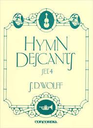 hymn descants set iv praise thanksgiving