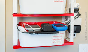 Charging Shelf A Smarter Charging Station For Your Smart Home Digitized House