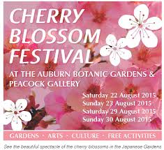 Auburn Botanical Garden Blossom Festival Auburn Botanic Gardens