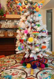 Mini Decorated Christmas Trees Holiday Trees To Decorate Your Home All Year Holiday Tree Diy