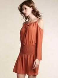 spaghetti dress elastic waist spaghetti solid color dress brick summer