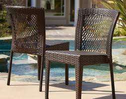 Stackable Wicker Patio Chairs Rare Stackable Outdoor Sling Chairs Tags Stackable Patio Chairs