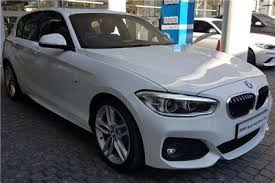 bmw 1 series 2017 bmw 1 series 120i 5 door m sport auto hatchback petrol