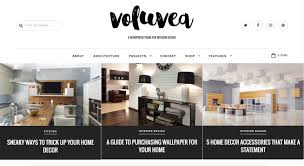 Home Decor Blogs Wordpress by Best Blog Themes For Various Niches
