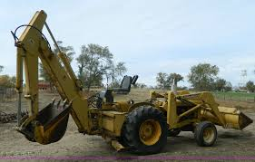 john deere 3020 backhoe item bt9849 sold december 17 co