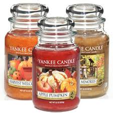 Fall Scents Yankee Candles Fall Collection Home Fragrances Candles Air