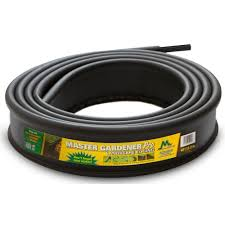 argee 25 ft decorative plastic brick edging rg825 the home depot